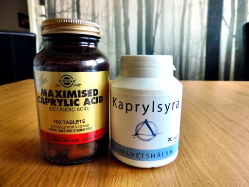 Candida Kaprylsyror