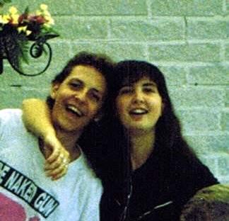 Annelie 1992 och Tomas 2 FB