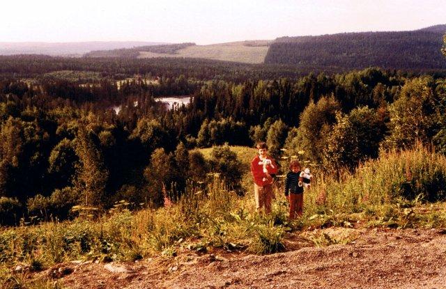 Annelie Tomas 1984 Annelie i Jämtland