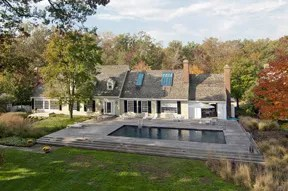 16 acre waterfront property with pool on Chesapeake Bay Maryland