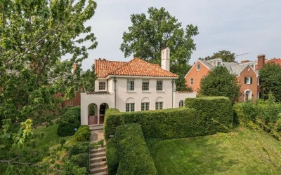 Just Listed!  Spectacular Spanish Style Home in Observatory Circle