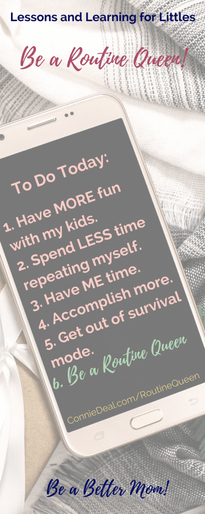 Routines and schedules can make or break a toddler mom's day. Learn how to fine-tune your routines, schedules, and systems and create routines and schedules that actually work for you and your family in this FREE online program from Lessons and Learning for Littles. #toddlerroutine #toddlerschedule #mom #timesavinghacks #motherhood
