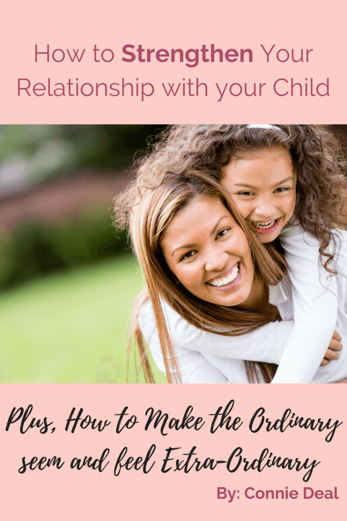 Learn easy ways to make ordinary tasks feel like they're something special so that you're spending more QUALITY time with your #toddler or #preschooler! #parenting, #motherhood, #toddlermom