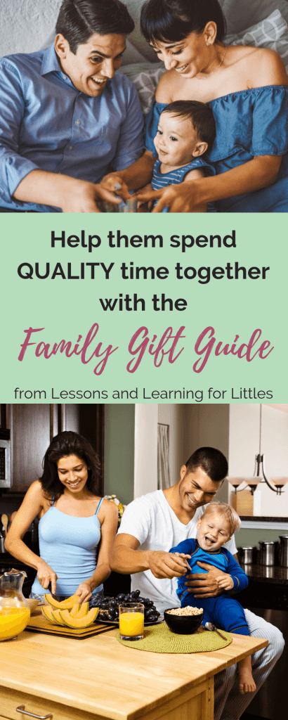 Give gifts they'll actually use and like this holiday season to help them #makememories that'll last past #Christmas with these gift guides for #families #toddlergifts, #preschoolergifts #giftsformom #giftsforher