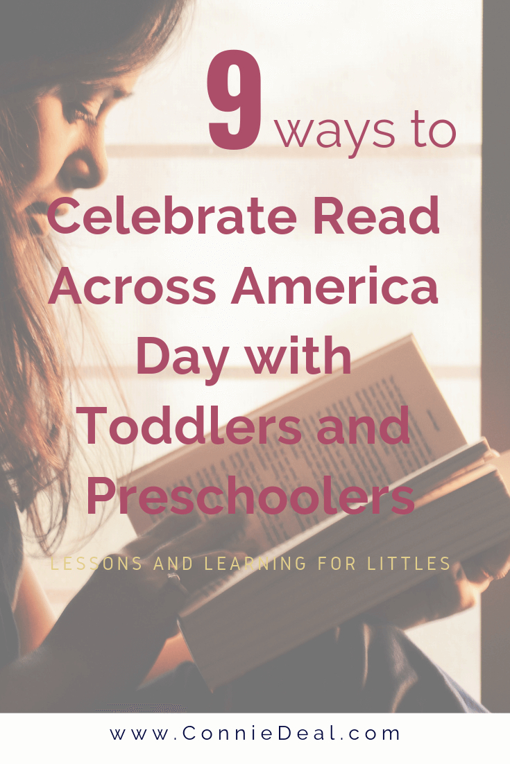 Celebrate Dr. Seuss and Read Across America Day with these simple, but fun learning activities. Great for homeschooling, preschool, and families! Click through to read more from #lessonsandlearningforlittles #readacrossamerica #drseuss #preschool