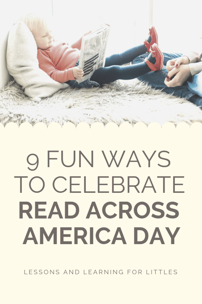 Dr. Seuss was a great author and his books are lots of fun for #toddlers, #preschoolers, and kids of all ages. Click through for 9 fun, no-prep activities based on a few of his books. Great for celebrating #ReadAcrossAmericaDay!