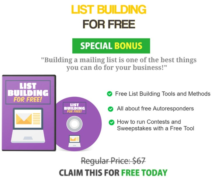 List-Building-For-Free
