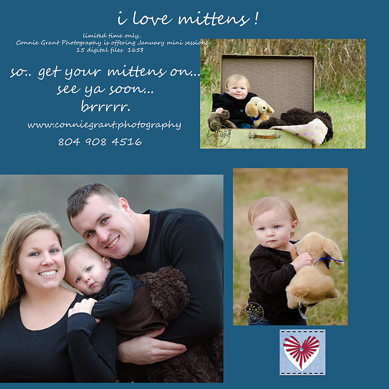 spring is filled with senior photos, family photos, and busy busy.. Take advantage of beautiful winter days..!!!
