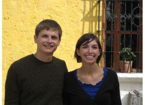 Brendan and Erin Connally
