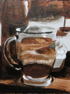 Cup 'O Tea - In Progress 03