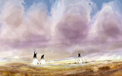 The Plains Dweller