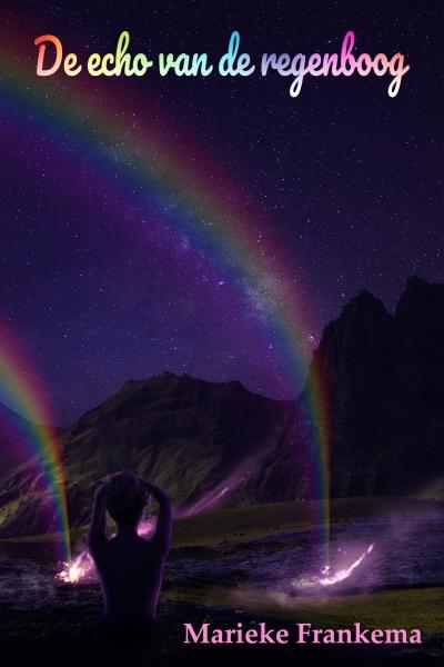 Cover Echo van de regenboog