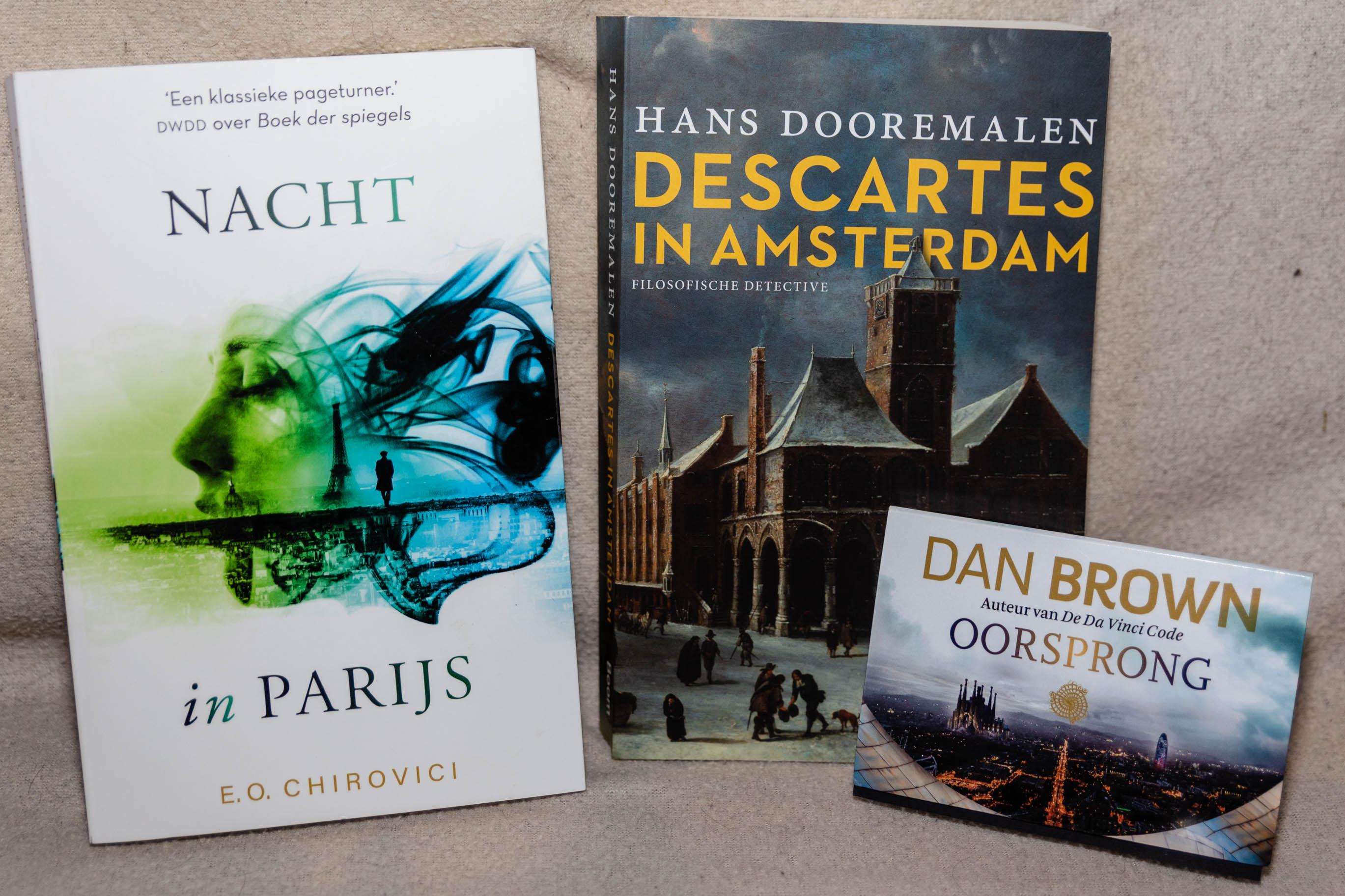 Boek Der Spiegels : Winactie afgelopen : boekenpakket connies boekenblog