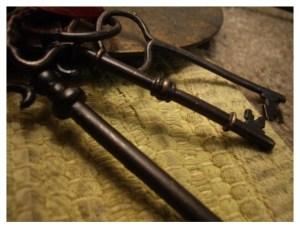 Keys III by Catherine-Elizabeth via DeviantArt.com