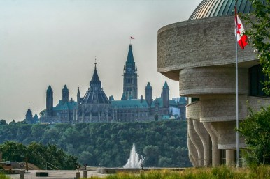 IMG_7181 Museum of Civilization With Parliament Hill Main Component