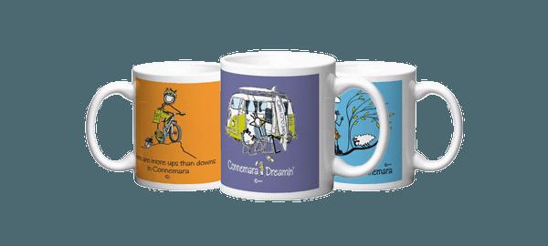 Connemara Mugs