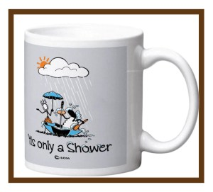 Tis only a shower