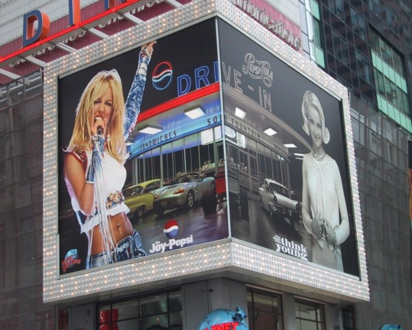 Pepsi & Britney Spears Cool Sexy Consumption Advertising Society