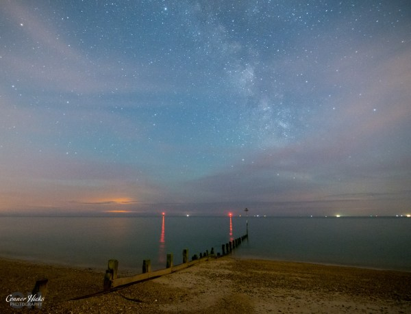Hayling-Island-Milky-Way-Astrophotography-Hampshire