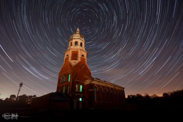 Netley-Hospital-Star-Trails-Hampshire-Astrophotography