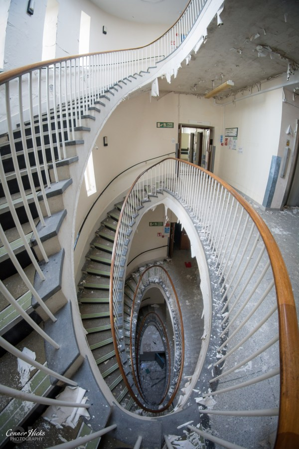 Royal-Hospital-Haslar-Urbex