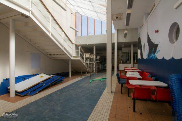 Temple-Cowley-Pools-Oxfordshire-Urbex-Reception