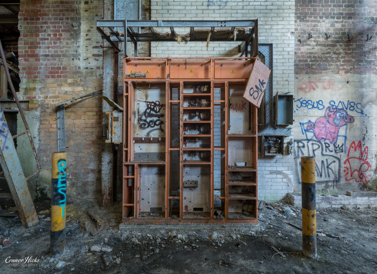Urbex-Fullers-Earth-Works