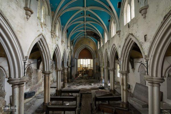 church miranda urbex