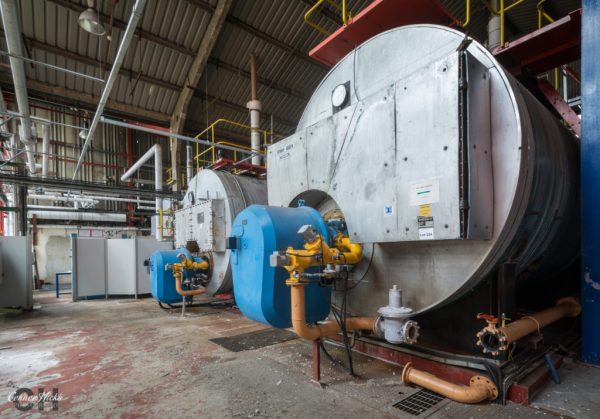 molson coors brewery boilers