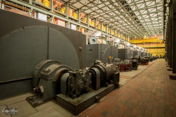 turbine hall diesel farm belgium urbex