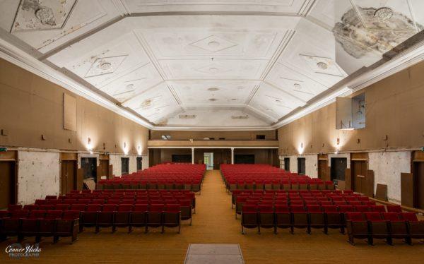 Haus Der Offiziere germany theatre