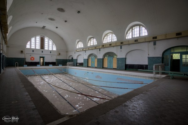 Haus Der Offiziere swimming pool germany