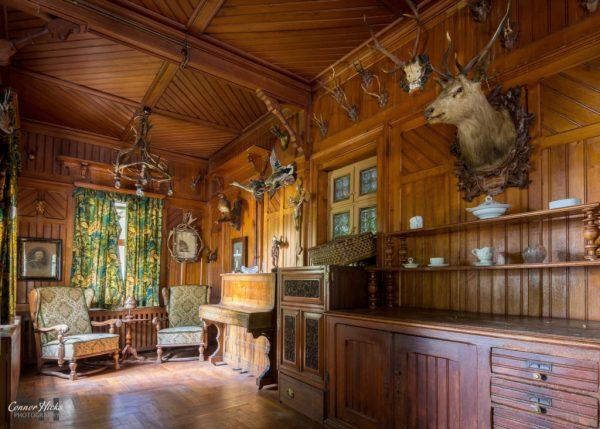 hunters hotel germany urbex