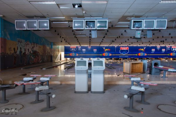 bowling world urbex