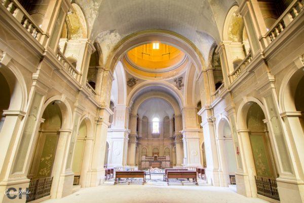 church ospedale g urbex italty