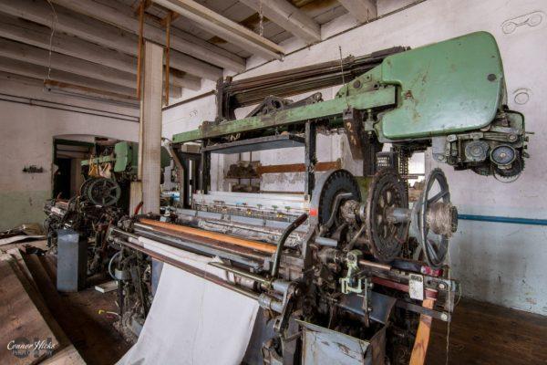 cotton mill austria