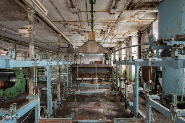 cotton mill austria urbex