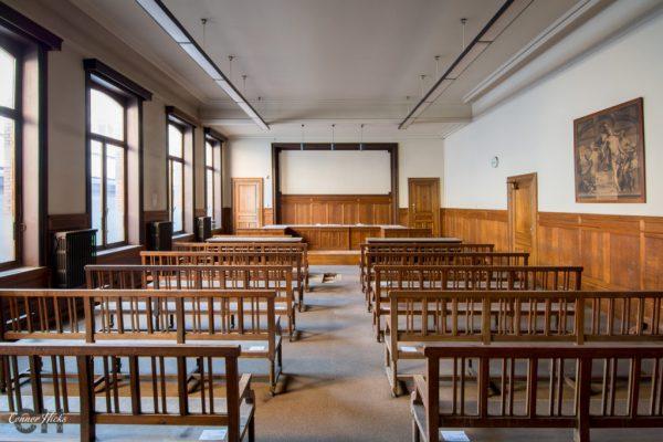 court house belgium