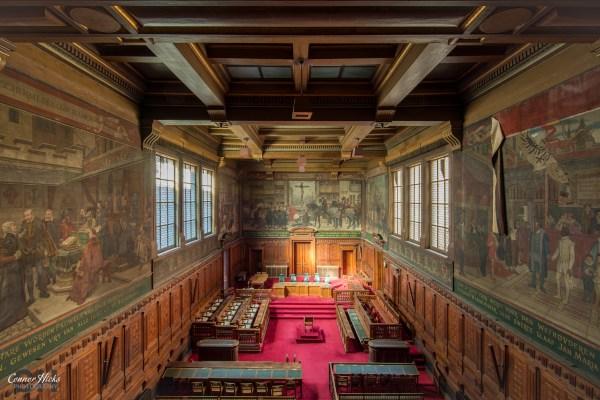 court house urbex