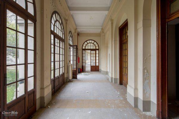 hallway ospedale di g