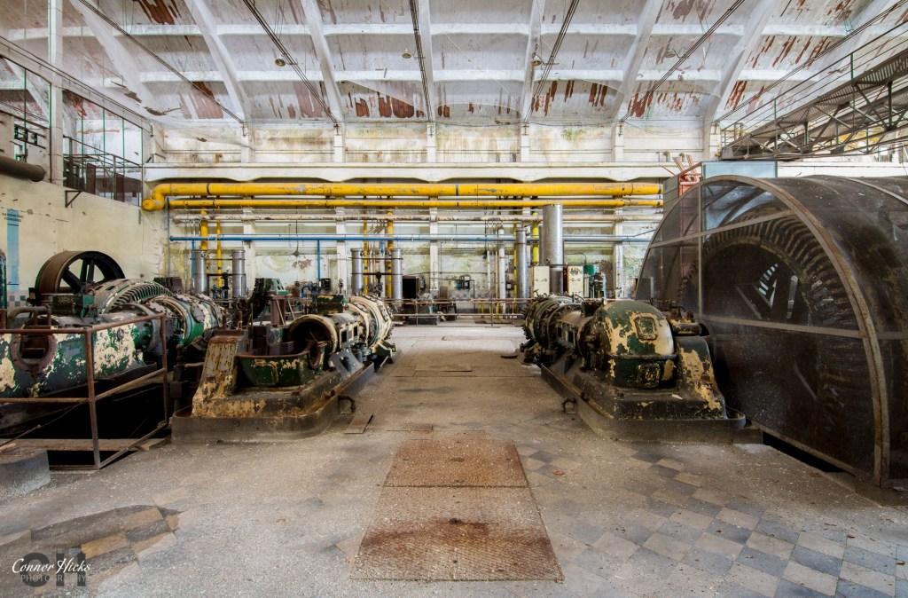 hydro power plant urbex 1024x674 Power Plant V, Italy