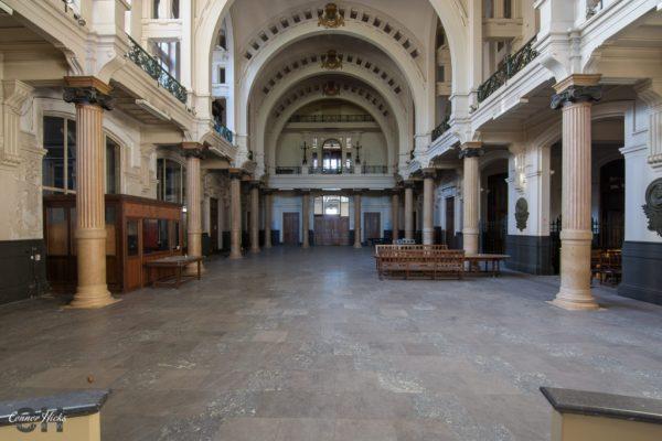 urbex belgium courthouse