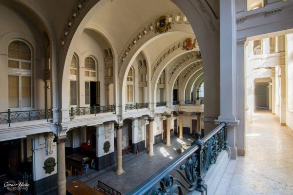 urbex court house