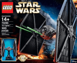 Lego UCS TIE Fighter 1