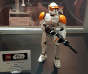 Lego Commander Cody Buildable Figure