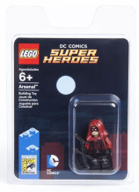 SDCC 2015 Exclusive DC Comics Minifigure