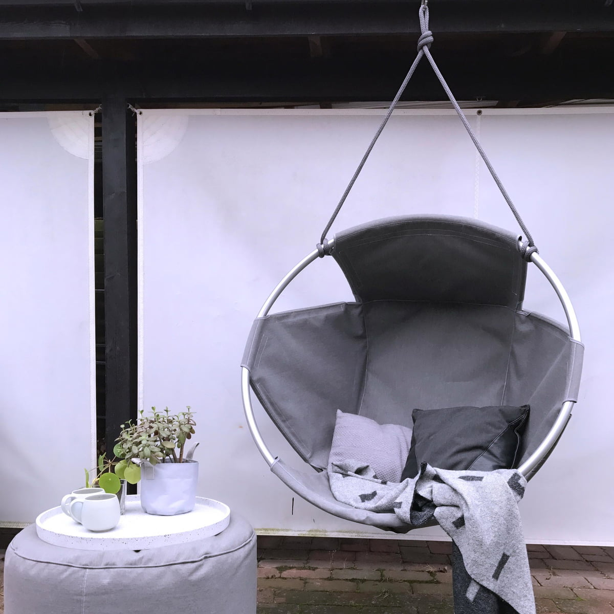 Cocoon Chair Cocoon Outdoor Hang Chair By Trimm Copenhagen