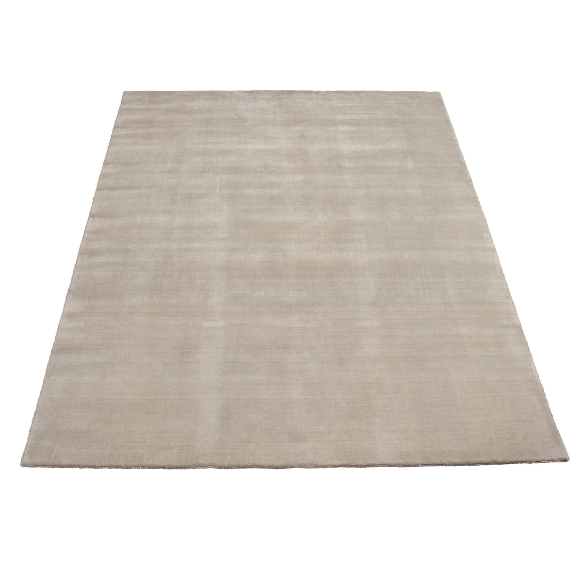 Teppich 200x300 Wolle Massimo Earth Bamboo Teppich 200 X 300 Cm Soft Grey