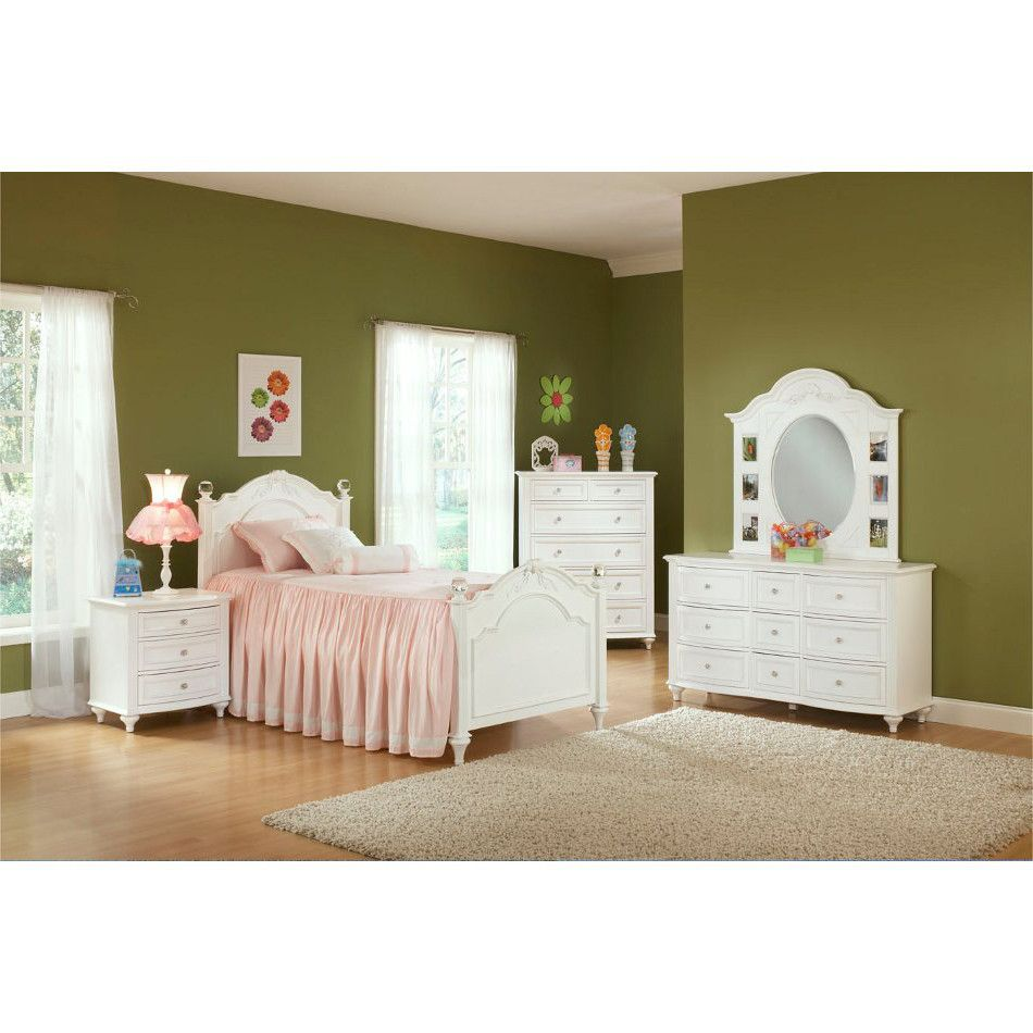 Princess Twin Bedroom Holland House 2286 Conn S