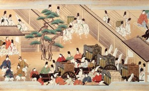 Genji monogatari, un clásico de la literatura japonesa